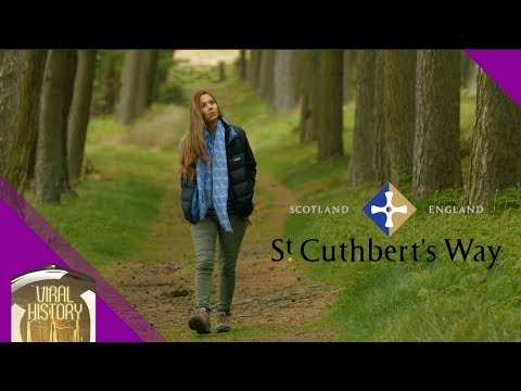 """St. Cuthbert's Way"" with Dr Emma Wells the Super-Cut"