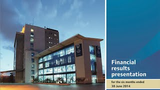 Standard Bank Group shows good growth in the first half of 2014