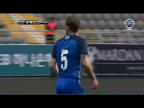 Azerbaijan 0-0 Moldova Full Match | Azərbaycan 0-0 Moldova Tam Oyun