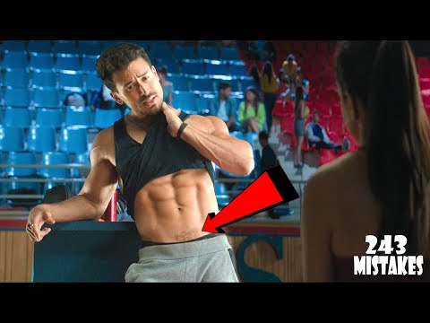 """(243 Mistakes) In Student Of The Year 2 - Plenty Mistakes In """"SOTY 2"""" Full Hindi Movie- Tiger Shroff"""