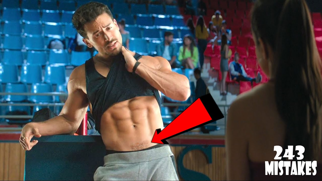 """Download (243 Mistakes) In Student Of The Year 2 - Plenty Mistakes In """"SOTY 2"""" Full Hindi Movie- Tiger Shroff"""