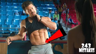 "(243 Mistakes) In Student Of The Year 2 - Plenty Mistakes In ""SOTY 2"" Full Hindi Movie- Tiger Shroff"