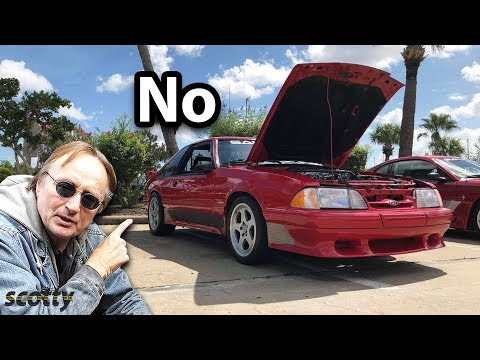 Here's What I Think About the Ford Mustang Fox Body