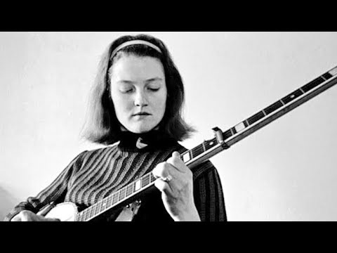 Peggy Seeger - The Wagoner's Lad  [HD]