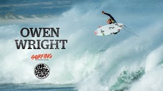 Owen Wright: Searching in South Africa - Surfing is Everything