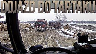 Dojazd do tartaku na wsi   KrychuTIR™