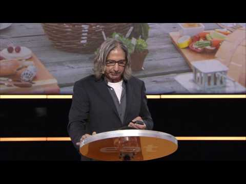 Victor Friedberg at EAT Stockholm Food Forum 2017