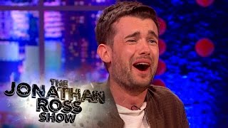 Jack Whitehall Was A Nude Drawing Model - The Jonathan Ross Show