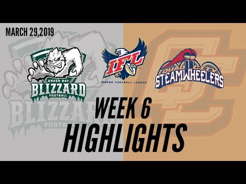 Week 6 Highlights: Green Bay at Quad City