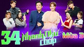 Nhanh Như Chớp Mùa 3 Tập 34 Full HD