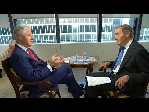 Bill Clinton addresses Clinton foundation controversy
