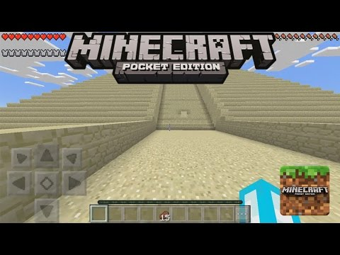 JEBAKAN PYRAMID | Minecraft Pocket Edition Indonesia | MCPE Indonesia
