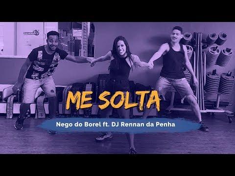 Me Solta - Nego do Borel ft. DJ Rennan da Penha | Coreografia ADC