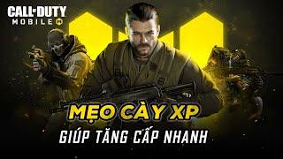 Mẹo cày XP giúp tăng cấp nhanh trong Call of Duty Mobile VN