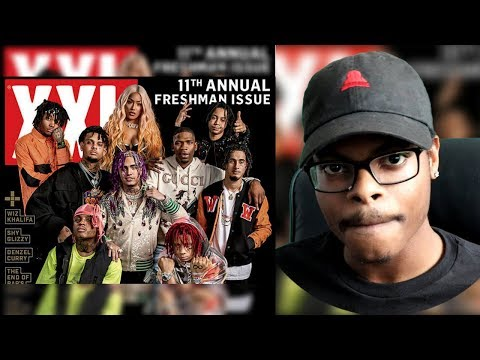 XXL 2018 Freshman Cover IS HERE   Initial Reaction/Rant!!!