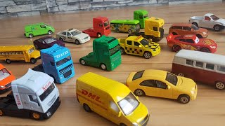 Toy Cars for Kids on the table kids playtime video for children