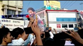 Charlie Release Day Celebration Chalakudy