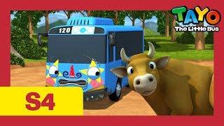 Тайо сезон 4 #17 Тайо выезжает за город l мультфильм для детей l Приключения Tayo