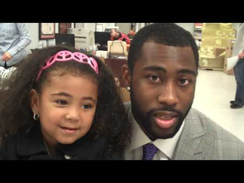 Darrelle Revis Interview with Steiner Sports