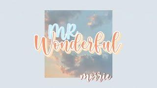 Morrie (모리) - Mr.Wonderful [Lyrics]