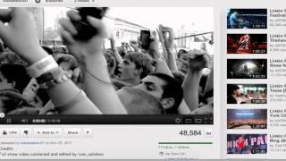 Как загрузить видео с Youtube в браузере Safari