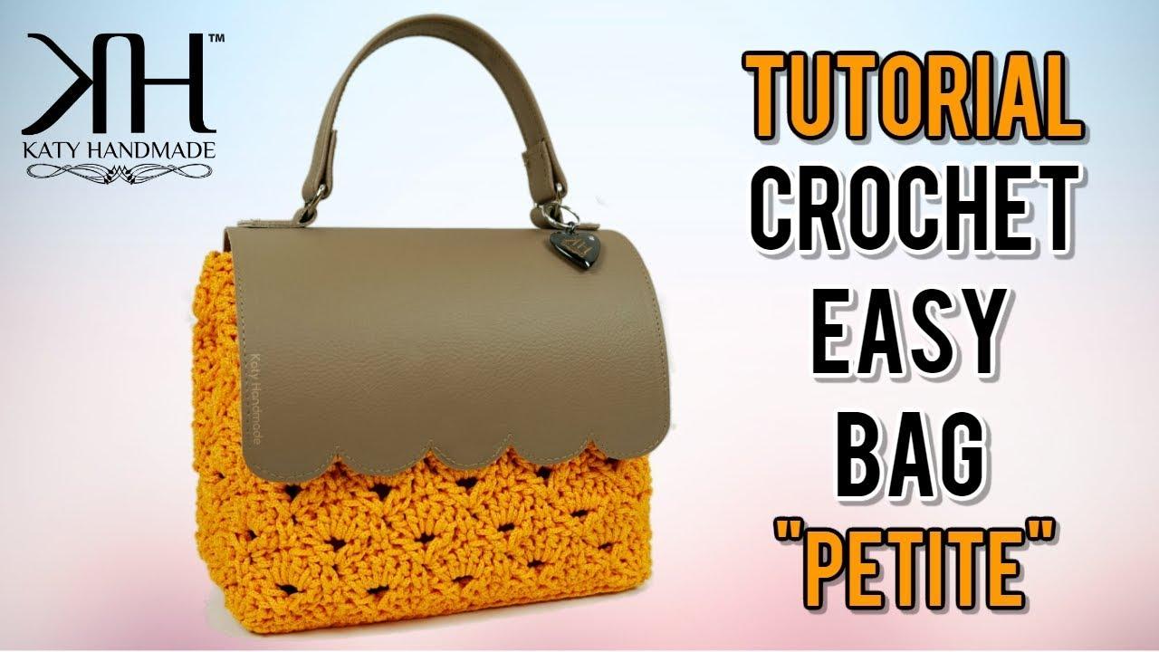 Video Tutorial Borse Uncinetto Katy Handmade