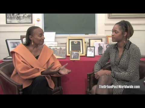 The Susan L. Taylor Interview Part 2 (The Urban Post Worldwide)