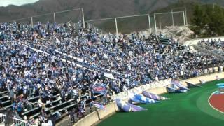 第8節 モンテディオ山形vs北海道コンサドーレ札幌 KOからのチャント な...