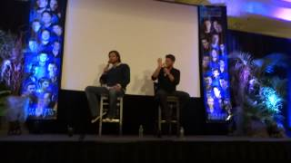 Jensen & Jared Panel Part 13 - Supernatural NJ Con 2013