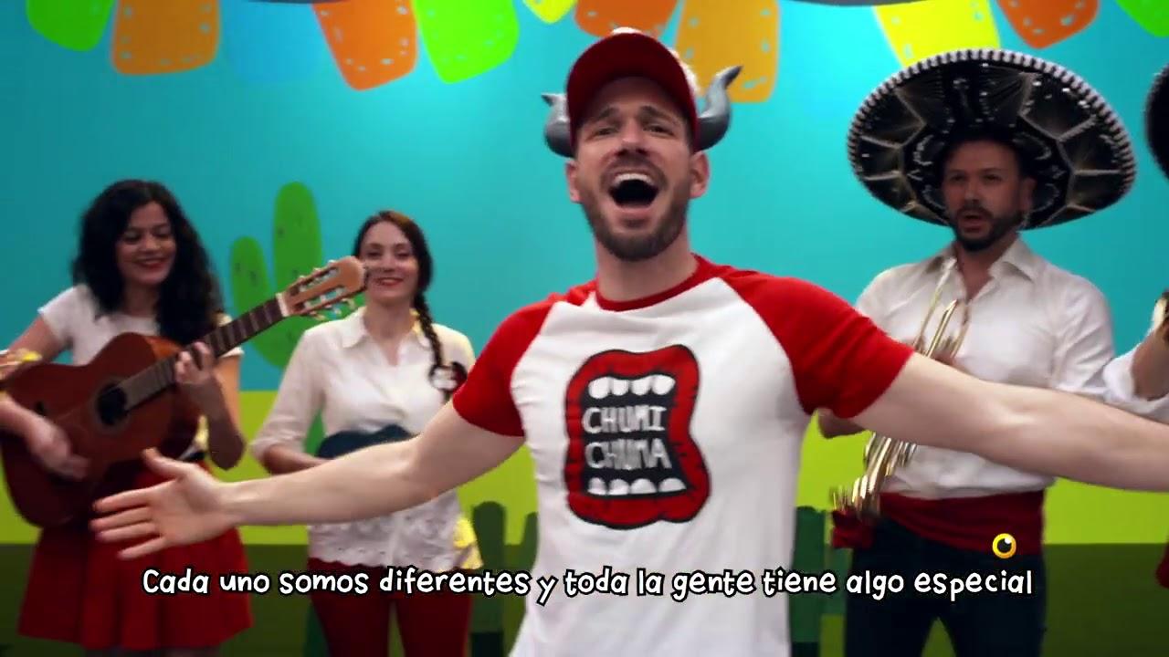 Chumi Chuma - Ser raro no es nada malo (Official Lyric Video)