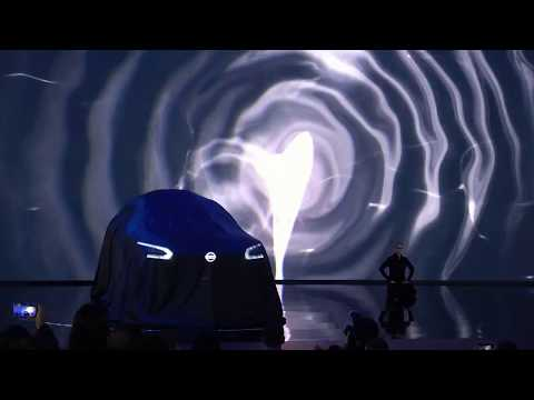 Nissan Xmotion Concept | World debut | Press conference 2018 NAIAS