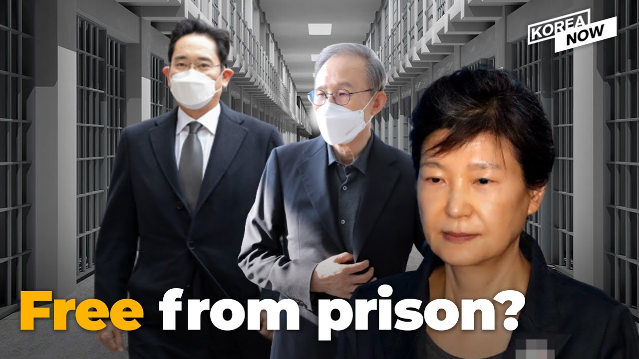 Should jailed Samsung heir and ex-presidents get Liberation Day pardons?