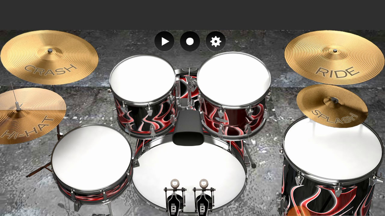 solo game drums - YouTube