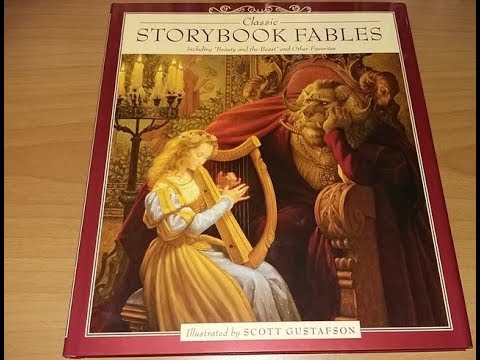 Classic Storybook Fables illustrated by Scott Gustafson