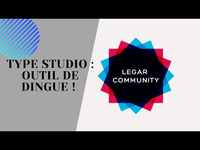 Type studio : Outil de transcription de dingue