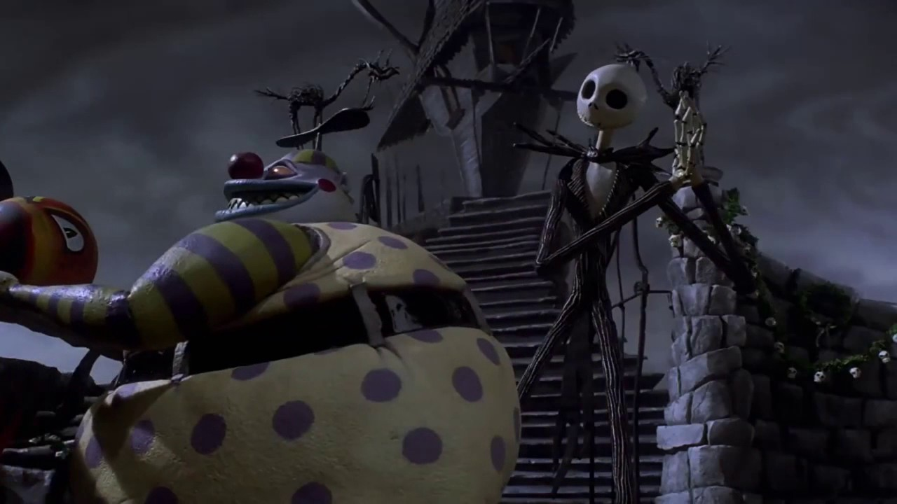 The Nightmare Before Christmas: Making Christmas (Arabic) - YouTube