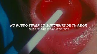 i can't get enough - benny blanco, tainy, selena gomez, j balvin (sub. español/lyric)