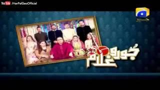 Juro ka gulam _last episode 40