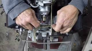 Dixie Chopper - Small Engine Repair: How to Adjust the