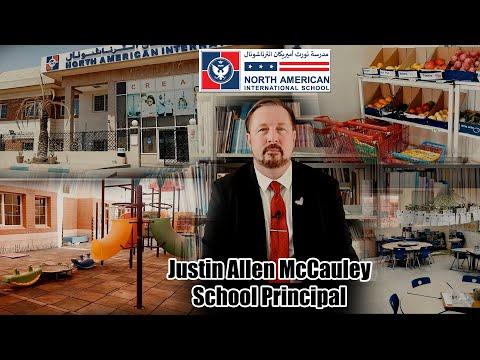 Principal Full Interview - School Tour - North American International School