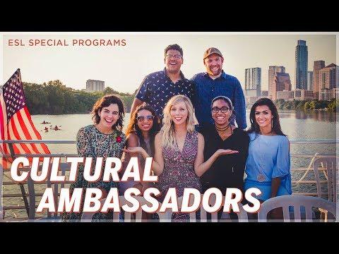 ESL Special Programs - Cultural Ambassadors