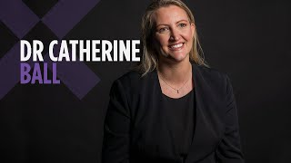 Dr Catherine Ball | Introduction | Saxton Speakers