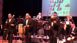 Spanish Harlem Orchestra performing La Salsa Dura & Son De Corazon