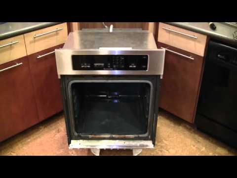 kitchen aid ovens cabinet hinge jig kitchenaid superba wall oven diy repair youtube
