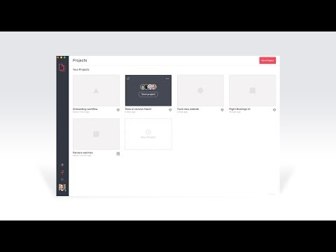 Trunk version control for designers