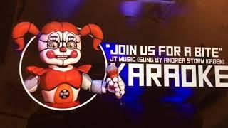 Join us for a bite karaoke