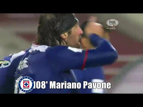 Gol Mariano Pavone