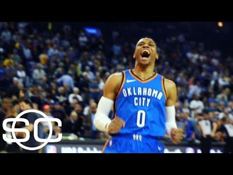 Russell Westbrook not skipping a beat after MVP season | SportsCenter | ESPN
