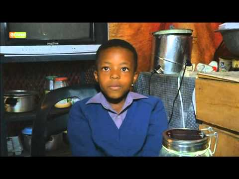 South Africa's Solar Powered School Bag