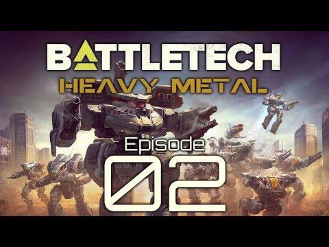 BattleTech   Heavy Metal   Episode 02  
